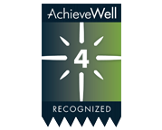Achieve Well 4 Star Award