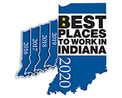 Best Places to Work in Indiana Award
