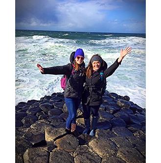 Emily in Ireland