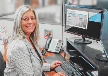 Julie Working