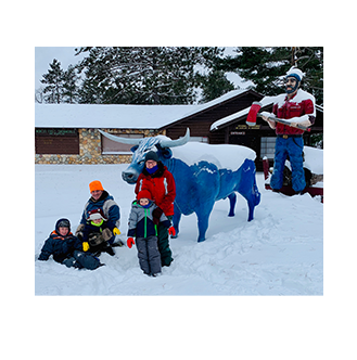 Family Snow Day