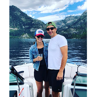 Marcus & Wife Boating
