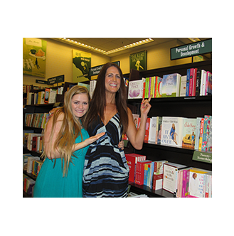 Susan & Friend at Book Release