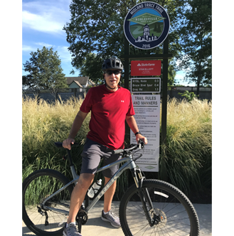 Bob Biking