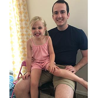 Connor & Daughter