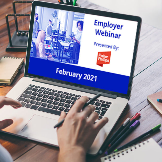 February Webinar – Complying with the Final Rules on Transparency in Group Health Plan Coverage