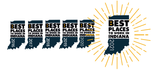 LHD Best Places to Work in Indiana 2021