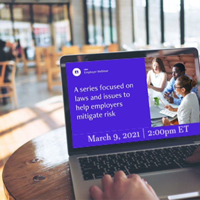 March Webinar – Consolidated Appropriations Act, 2021 Group Health Plan Considerations and COVID-19 Vaccine Wellness Programs