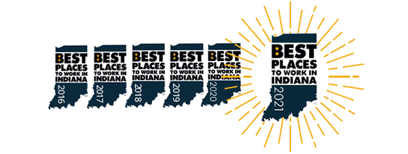 LHD Benefit Advisors Best Places to Work in Indiana 2021